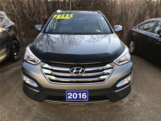 2016 Hyundai Santa Fe Sport 2.4 Luxury (Stk: P31581) in Smiths Falls - Image 1 of 1