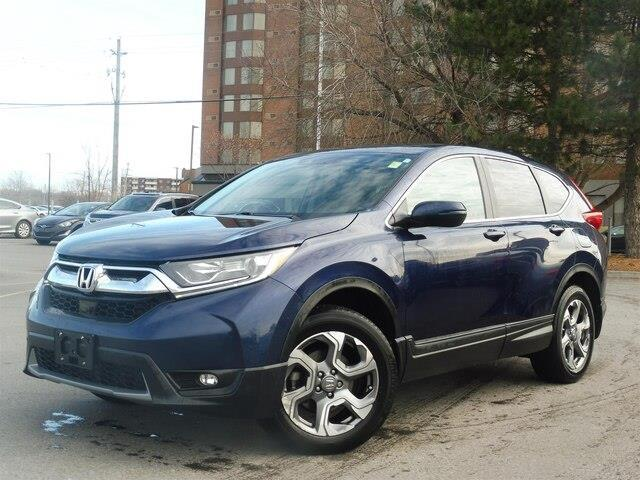 2018 Honda CR-V EX-L (Stk: P4831) in Ottawa - Image 1 of 26