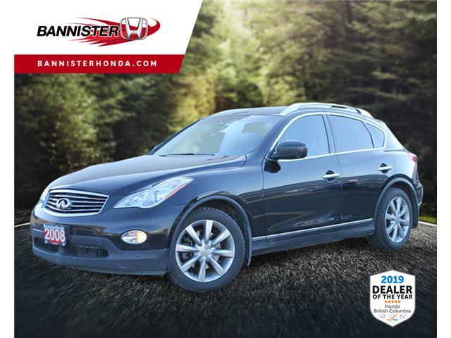 Used 2008 Infiniti EX35 Luxury  - Vernon - Bannister Honda