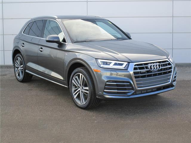 2019 Audi Q5 45 Progressiv (Stk: 190173) in Regina - Image 1 of 32