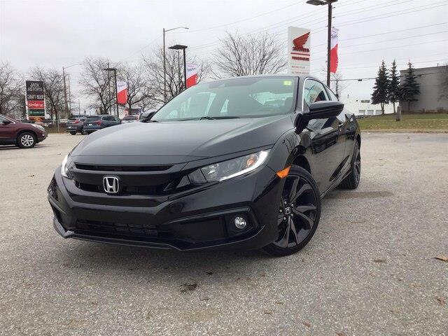 2020 Honda Civic Sport (Stk: 20244) in Barrie - Image 1 of 21