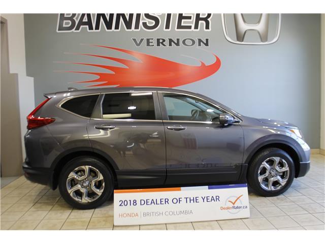 New 2019 Honda CR-V EX-L  - Vernon - Bannister Honda