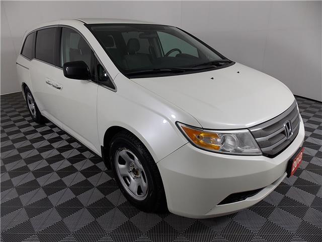 2013 Honda Odyssey EX 5FNRL5H40DB506244 220044A in Huntsville