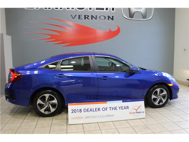 2019 Honda Civic LX (Stk: 19-414) in Vernon - Image 1 of 1