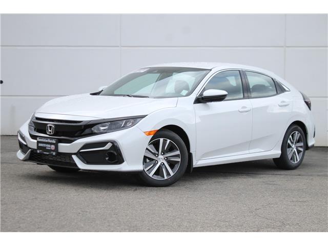 New 2020 Honda Civic Sport  - Vernon - Bannister Honda