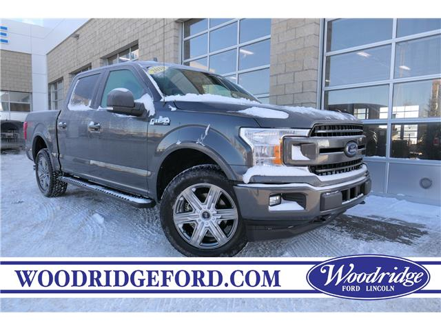2018 Ford F-150 XLT (Stk: K-1198A) in Calgary - Image 1 of 19