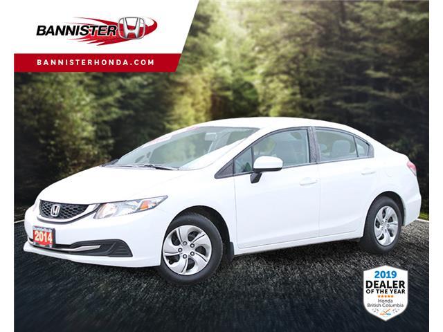 2014 Honda Civic LX (Stk: P18-1062) in Vernon - Image 1 of 14