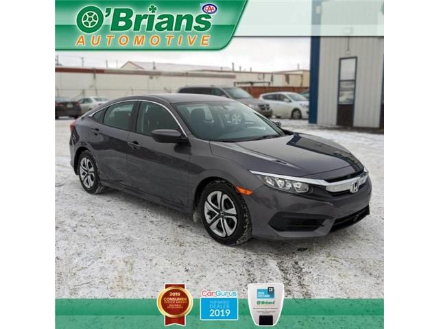 2018 Honda Civic LX (Stk: 13078A) in Saskatoon - Image 1 of 20