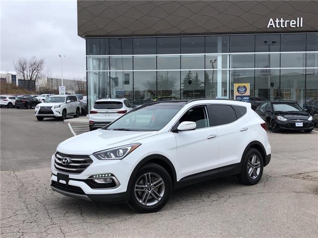 2018 Hyundai Santa Fe Sport SE (Stk: 4153A) in Brampton - Image 1 of 21