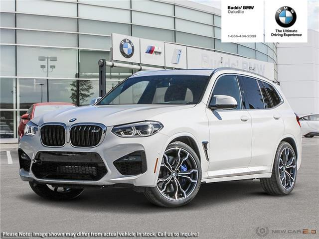 2020 BMW X3 M Competition (Stk: T716833) in Oakville - Image 1 of 10