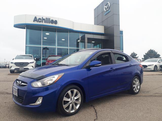 2012 Hyundai Accent GLS (Stk: H1967A) in Milton - Image 1 of 12