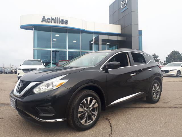 2017 Nissan Murano S (Stk: A9546A) in Milton - Image 1 of 12