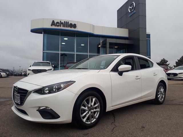 2015 Mazda Mazda3 GS (Stk: P5949) in Milton - Image 1 of 11