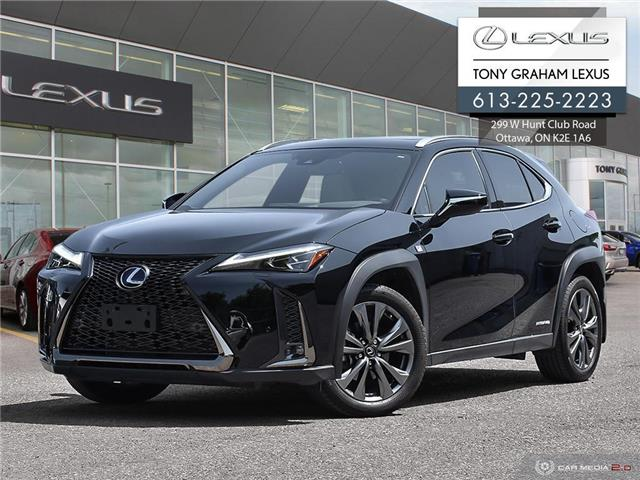 2019 Lexus UX 250h Base (Stk: T1568) in Ottawa - Image 1 of 29
