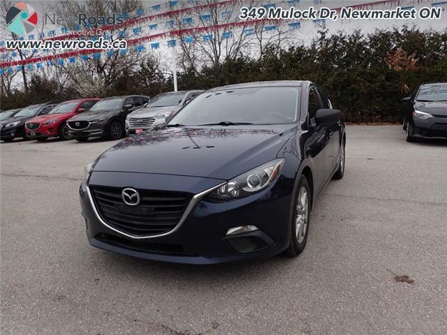 2015 Mazda Mazda3 GS (Stk: 41414A) in Newmarket - Image 1 of 30