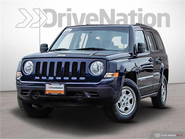 2016 Jeep Patriot Sport/North (Stk: D1541) in Regina - Image 1 of 27