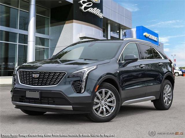 2019 Cadillac Xt4 Newroads Gm