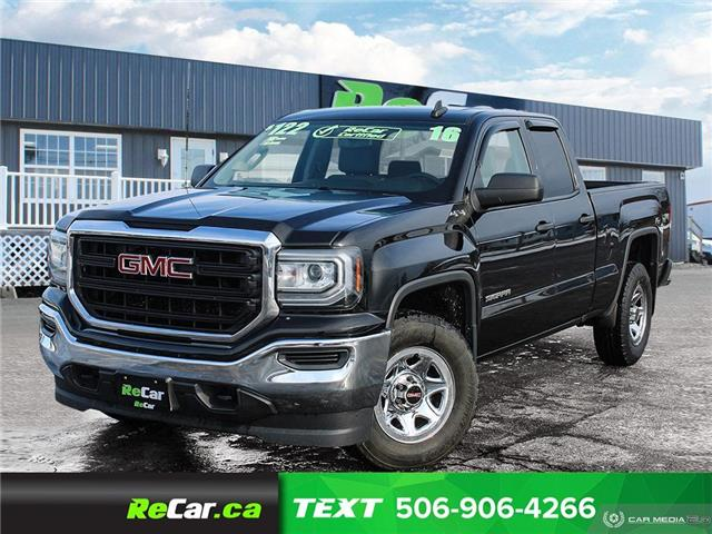 2016 GMC Sierra 1500 Base 1GTV2LEH1GZ424194 191244A in Fredericton
