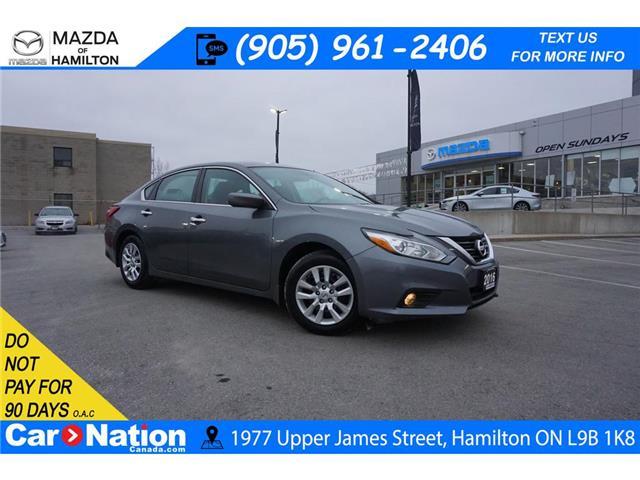 2016 Nissan Altima  (Stk: HU864A) in Hamilton - Image 1 of 33