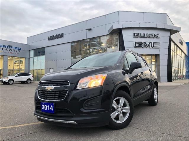 2014 Chevrolet Trax 2LT (Stk: U132773) in Mississauga - Image 1 of 20