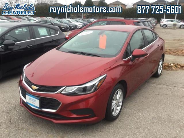 2017 Chevrolet Cruze LT Auto (Stk: P6477) in Courtice - Image 1 of 12