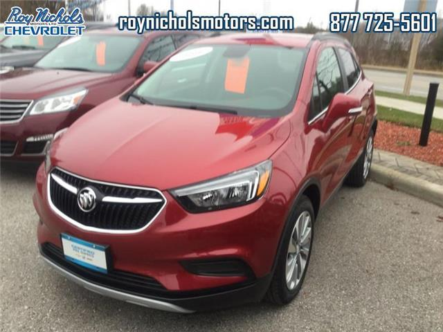 2018 Buick Encore Preferred (Stk: V869A) in Courtice - Image 1 of 12