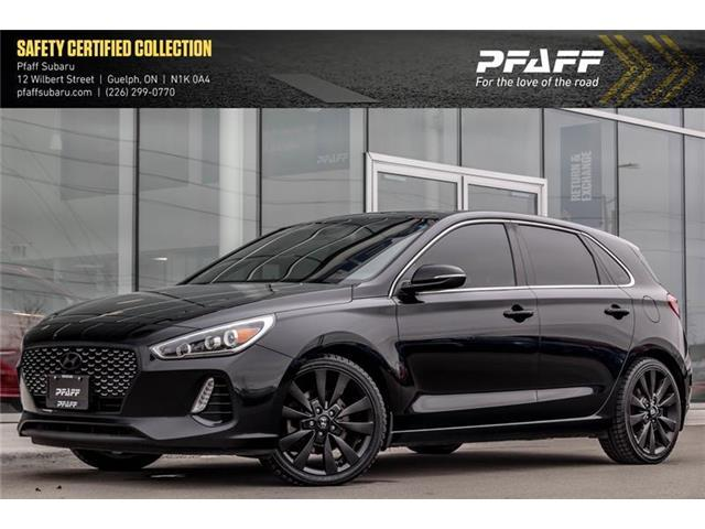 2018 Hyundai Elantra GT Sport (Stk: S00158A) in Guelph - Image 1 of 22