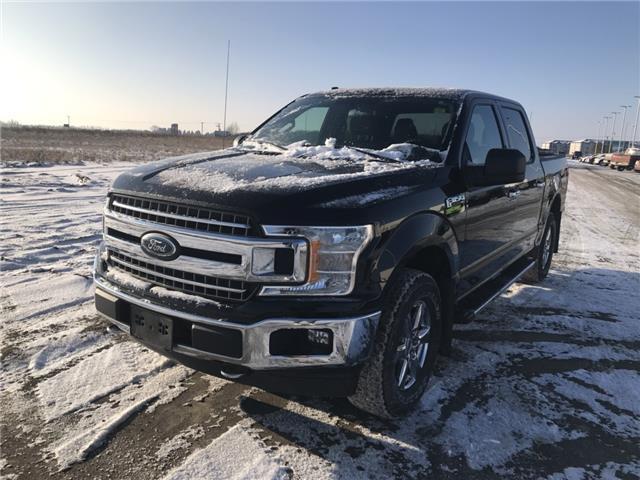 2018 Ford F-150 XLT 1FTEW1EB6JFA23818 9LT285A in Ft. Saskatchewan