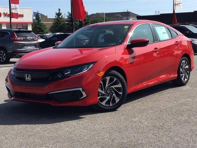 2020 Honda Civic EX (Stk: 20173) in Barrie - Image 1 of 21