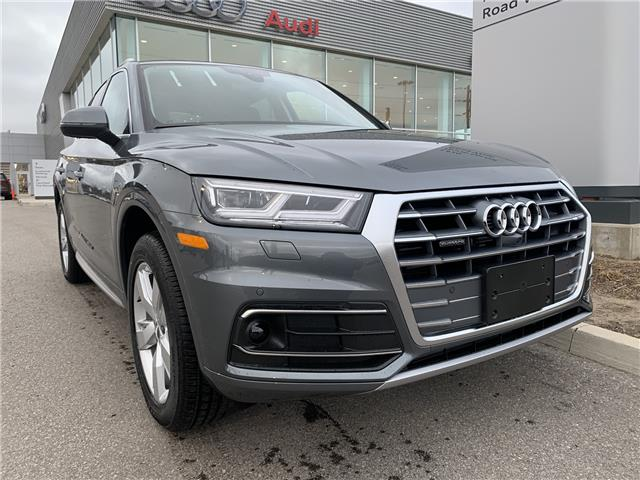 2020 Audi Q5 45 Progressiv (Stk: 51236) in Oakville - Image 1 of 8