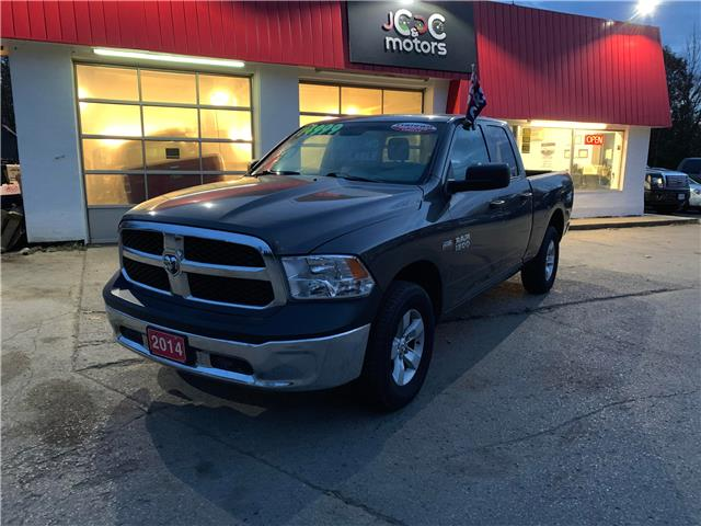 2014 RAM 1500 ST (Stk: ) in Cobourg - Image 1 of 13