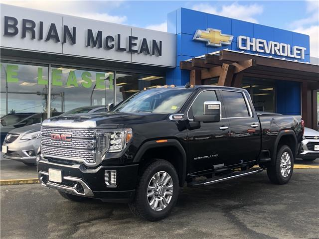 2020 GMC Sierra 2500HD Denali (Stk: M5016-20) in Courtenay - Image 1 of 30