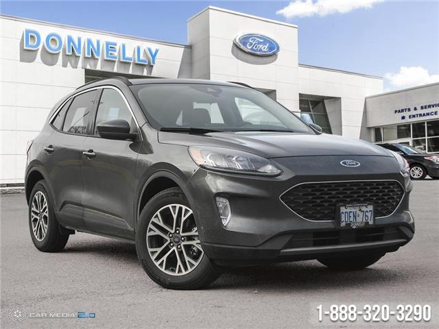 2020 Ford Escape SEL (Stk: DT8) in Ottawa - Image 1 of 27
