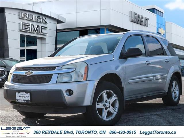 2005 Chevrolet Equinox LT (Stk: 156239A) in Etobicoke - Image 1 of 15