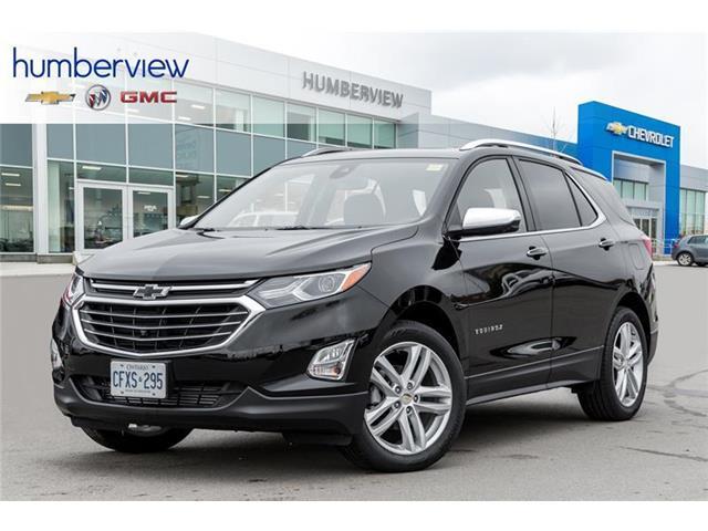 2020 Chevrolet Equinox Premier (Stk: 20EQ042) in Toronto - Image 1 of 20