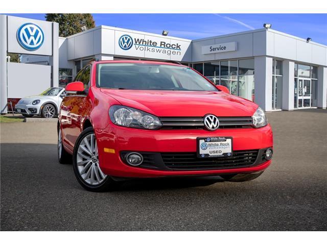 2014 Volkswagen Golf 2.0 TDI Wolfsburg Edition (Stk: VW1025) in Vancouver - Image 1 of 20