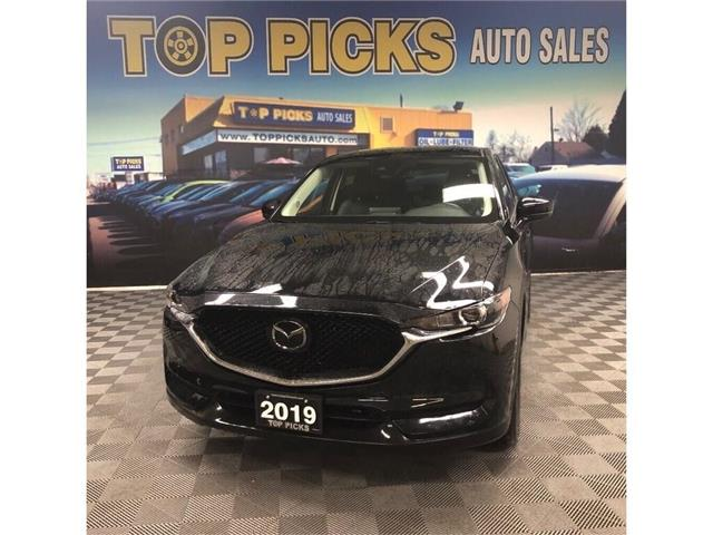 2019 Mazda CX-5 GS (Stk: 566142) in NORTH BAY - Image 1 of 27