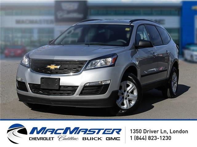 2017 Chevrolet Traverse LS (Stk: 90447A) in London - Image 1 of 10