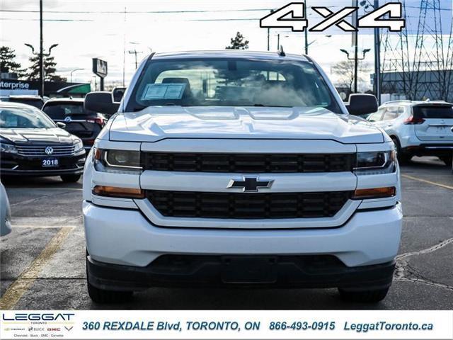 2018 Chevrolet Silverado 1500 Silverado Custom (Stk: 313937A) in Etobicoke - Image 2 of 21