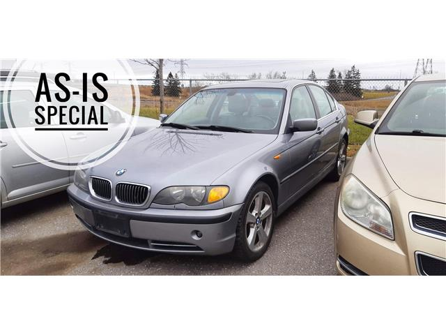 2005 BMW 330 xi (Stk: KL562165A) in Bowmanville - Image 1 of 1