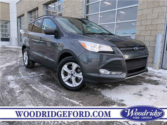 2016 Ford Escape SE (Stk: K-2232A) in Calgary - Image 1 of 20