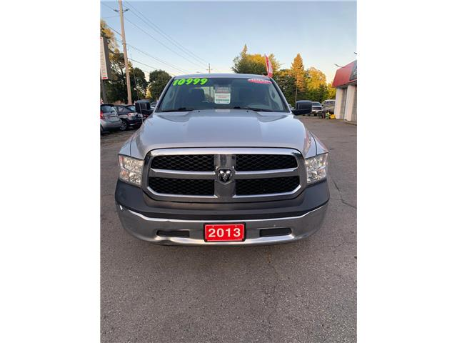 2013 RAM 1500 ST (Stk: ) in Cobourg - Image 1 of 13
