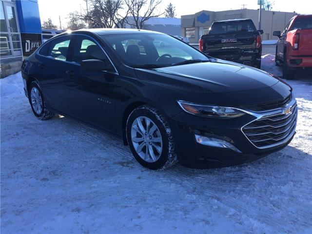 2019 Chevrolet Malibu LT (Stk: 200353) in Brooks - Image 1 of 22
