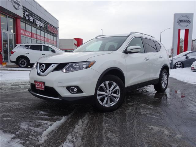 2016 Nissan Rogue SV (Stk: GC856007) in Bowmanville - Image 1 of 31