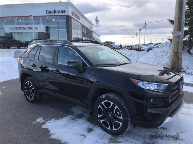 2020 Toyota RAV4 Trail (Stk: 200126) in Cochrane - Image 1 of 27