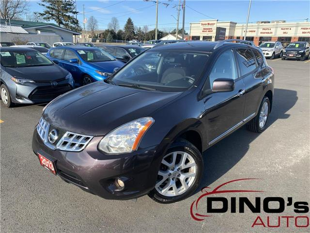 2013 Nissan Rogue  (Stk: 008751) in Orleans - Image 1 of 28