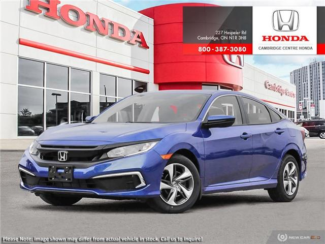 2020 Honda Civic LX (Stk: 20545) in Cambridge - Image 1 of 24