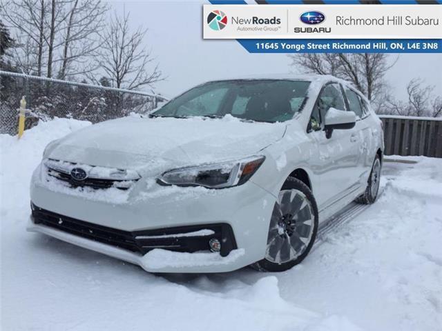 2020 Subaru Impreza 5-dr Sport w/Eyesight (Stk: 34127) in RICHMOND HILL - Image 1 of 22