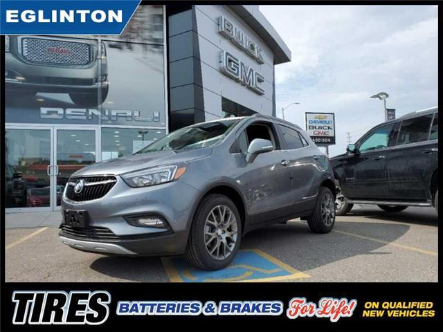 2019 Buick Encore Sport Touring (Stk: KB944012) in Mississauga - Image 1 of 17