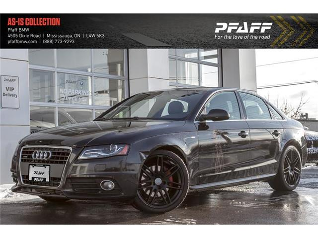 2011 Audi A4 2.0T Premium Plus (Stk: 23179A) in Mississauga - Image 1 of 21